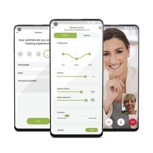 Hörgeräte Lütje - Phonak Marvel App