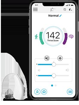 Hörgeräte Lütje - Livio AI Thrive
